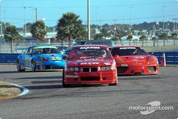 #92 RTR Motorsportz BMW M3: John Studdard, Don St. John, Jason Martinelli