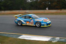#67 The Racer's Group Porsche 911 GT3RS: Jeff Zwart, Pierre Ehret, Michael Schrom
