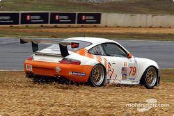 #79 J-3 Racing Porsche 911 GT3RS: Justin Jackson, David Murry, Brian Cunningham
