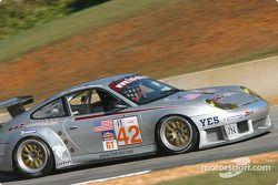 #42 Orbit Racing Porsche 911 GT3RS: Randy Pobst, Jay Policastro, Joe Policastro