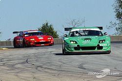 #0 Team Olive Garden Ferrari 550 Maranello: Emanuele Naspetti, Domenico Schiattarella, Joel Camathia