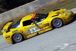 #3 Corvette Racing Chevrolet Corvette C5-R: Ron Fellows, Johnny O'Connell, Frank Freon