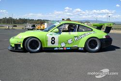 #8 Peter Floyd Porsche 911 GT3 RS
