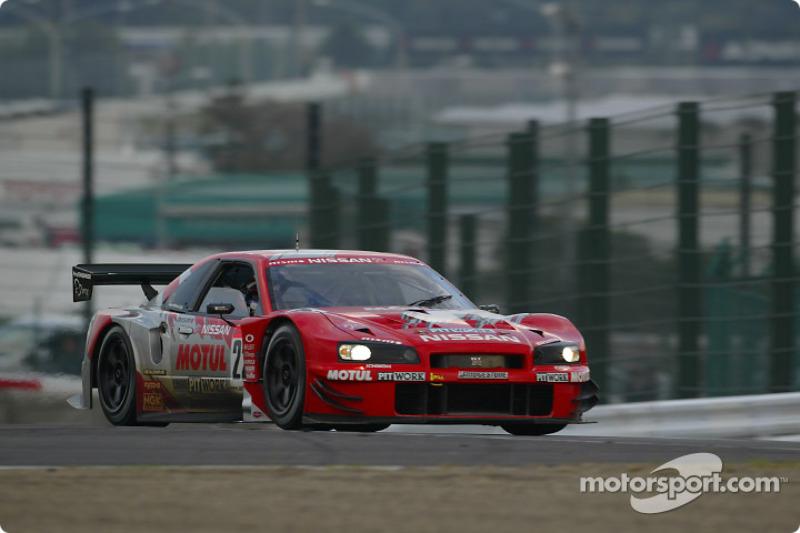 MOTUL GT-R: Masami Kageyama, Richard Lyons (2003)