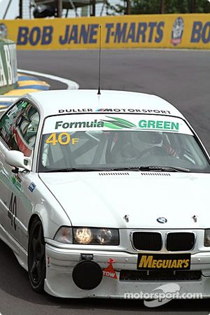 #40 Duller Motorsport BMW M3 E46: Frank Mountain, Robert Wilson, Robert Brookes, David Gooding