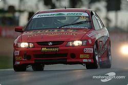 #41 Geoffrey Parker Holden VY Commodore: Geoff Parker, Jeff Watters, David Sala, Peter Gazzard