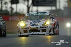 #70 Graham Nash Motorsport Porsche 911 GT3 R: Mike Newton, Thomas Erdos, Manfred Jurasz, Rod Wilson