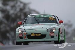 #28 Ross Palmer Motorsport Honda S2000: Anton Mechtler, Charlie Kovacs, James Brock, Mark Brame