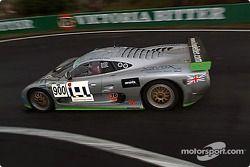 #900 Rollcentre Racing Ltd Mosler MT900R: Martin Short, Patrick Pearce, Charles Lamb, Heather Spurle