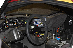 Cockpit de la #20 Mark Coffey Racing Lamborghini Diablo GTR Coupe