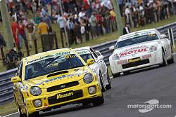 #91 Gary Deane Subaru WRX STi MY02: Gary Deane, Robert Rubis, Dean Wanless