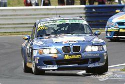 #26 Wayne Russell BMW M Coupe: Mark Westbrook, Wayne Moore, Ian Mitchell