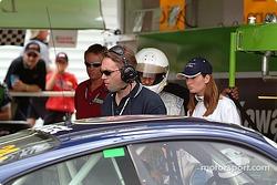 Le stand Cirtek Motorsport