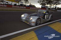 #66 Adam Sharpe Motorsport Morgan Aero 8: Adam Sharpe, Neil Cunningham, Keith Ahlers, Tom Shrimpton