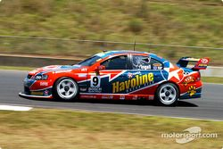 The Enforcer, Russell Ingall wants to be at the front of the field to assist series leader Marcos Ambrose