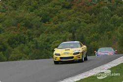 #89 89 Racing Team Camaro: Jocelyn Hébert, Réjean Vincent