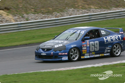 #69 Honda of America Racing Team Acura RSX - S: John Schmitt, Michael Galati