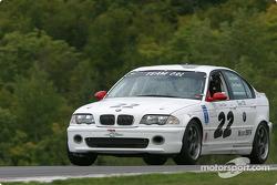 #22 CSL Racing BMW 330i: Steve Olsen, David Chenoweth, Steven Gorriaran