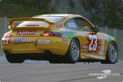 #23 TPC Racing Porsche GT3 Cup: Wayne Jackson, Bill Adam
