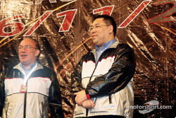 Engr Costa Antunes et Mr Cho