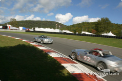 #12 TC Kline Racing BMW Z4: Steve Pfeffer, Donald Salama