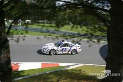 #82 dds Racing Porsche GT3 Cup: Steve Lynn, J.C. France, Terry Heath