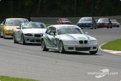 #38 Duane Neyer Motorsports BMW 328: Jim Hamblin, Guy Cosmo