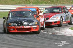 #06 ICY / SL Motorsports Corvette: Steve Lisa, David Rosenblum