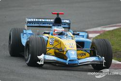 Renault F1 RDD pilotu Jose-Maria Lopez