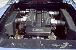 Moteur V60 à 12 cylindres