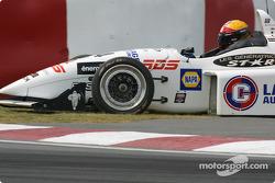 Didier Schraenen goes back on track