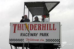 Thunderhill Raceway Park in Willows, CA