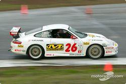 #26 Glenn Yee Motorsports 2: Geoff Escalette, Craig Stanton