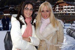 Connie Montoya et Cora Schumacher