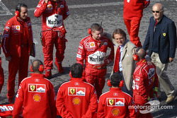 Luca di Montezemolo ve mechanics
