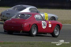 Shell Historic Ferrari-Maserati Challenge, grille B - Lancksweert