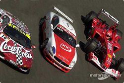 Scuderia Ferrari Marlboro aux World Finals