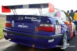 #1 Motovation Motorsports LLC: Billy Maher, Carl McGinn, Davy Jones, Greg Ross