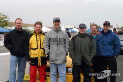 L'équipe de la #79 Silicon Valley Racing