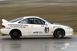 La n°91 du Acutech Racing (RJ Reeves, Niki Tam, Ali Arsham)