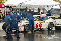 #64 Glenn Yee Motorsports: Geoff Escalette, Mike Lewis, Dave Royce, Kim Wolfkill, Craig Stanton, John Stott, Brian Cunningham, Hugh Plumb
