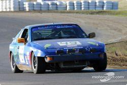 La n°49 du Rain Sitty Racing pilotée par Craug Hillis, Jeffery Freeman, Mark Gibson, Michael Harley,