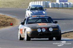 #82 Automobile Magazine: Scott Shelton, Jeremy Barnes, Preston Lerner, Mark Gillies