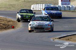 La n°8 de l'écurie Scuderia Scatera Volante (Vinnie Faraci, Steve Mulvey, Ralph Alexander, Dennis Ba