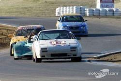 Images de course dans le virage n°13