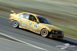 La n°79 du Silicon Valley Racing (Jon Prall, Jeff Oliver, Brad Rampelberg, Scott Rubin)