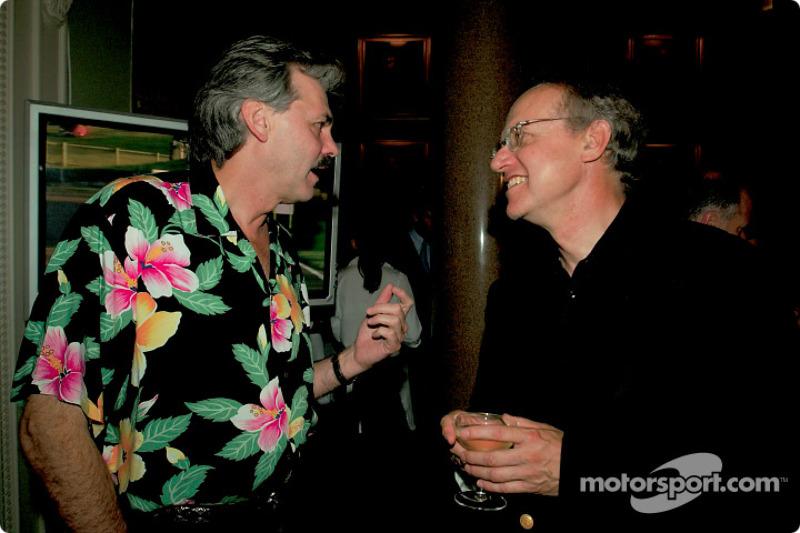 Gordon Murray ve Dr Burkard Goeschel