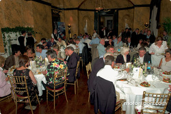 Brabham-BMW championship winning team celebtation dinner