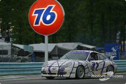 #82 dds Racing Porsche GT3 Cup: Steve Lynn, J.C. France