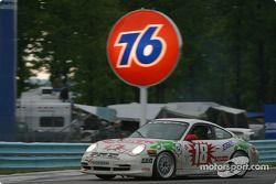 #18 TPC Racing Porsche GT3 Cup: Michael Levitas, Randy Pobst